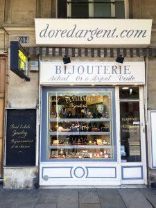 Vente or Paris