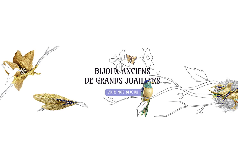Achat bijoux d 39 occasion en ligne doretdargent for Achat vegetaux en ligne