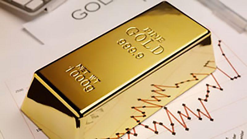 Lingot en or et cours de l'or