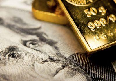 Gros plan sur Dollar américain