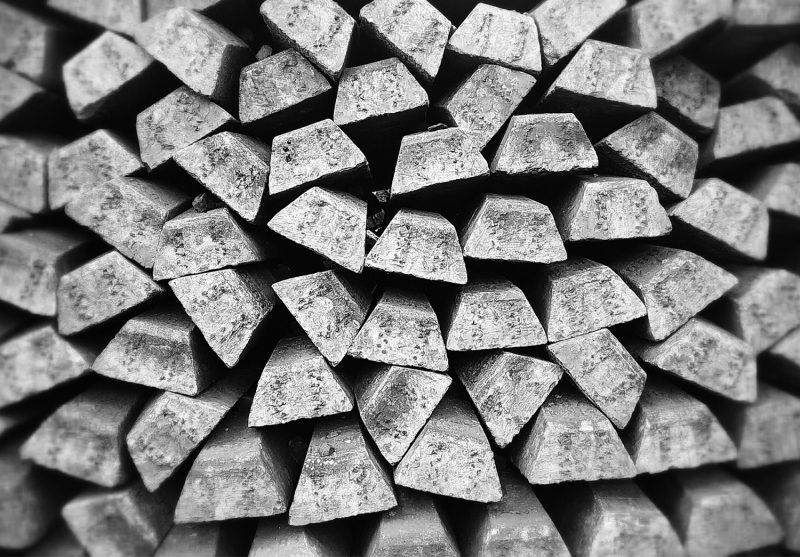 Utilisations du métal argent