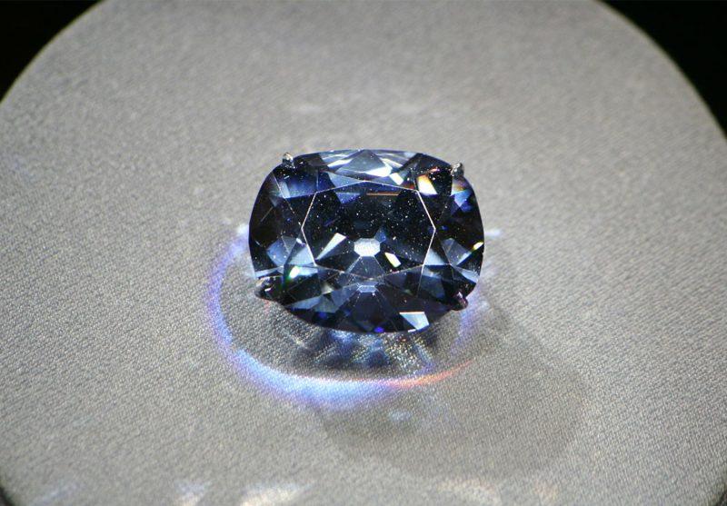 Diamant Bleu Hope