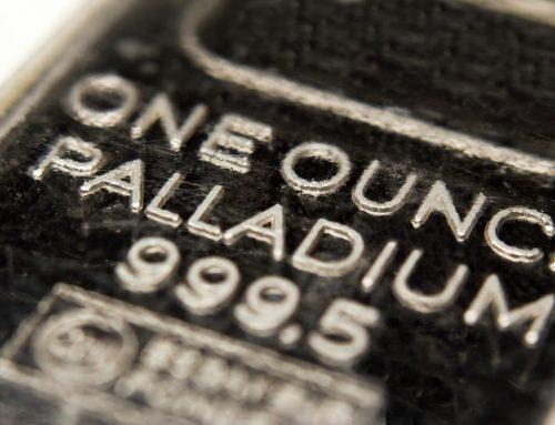 Palladium : le bon moment pour vendre