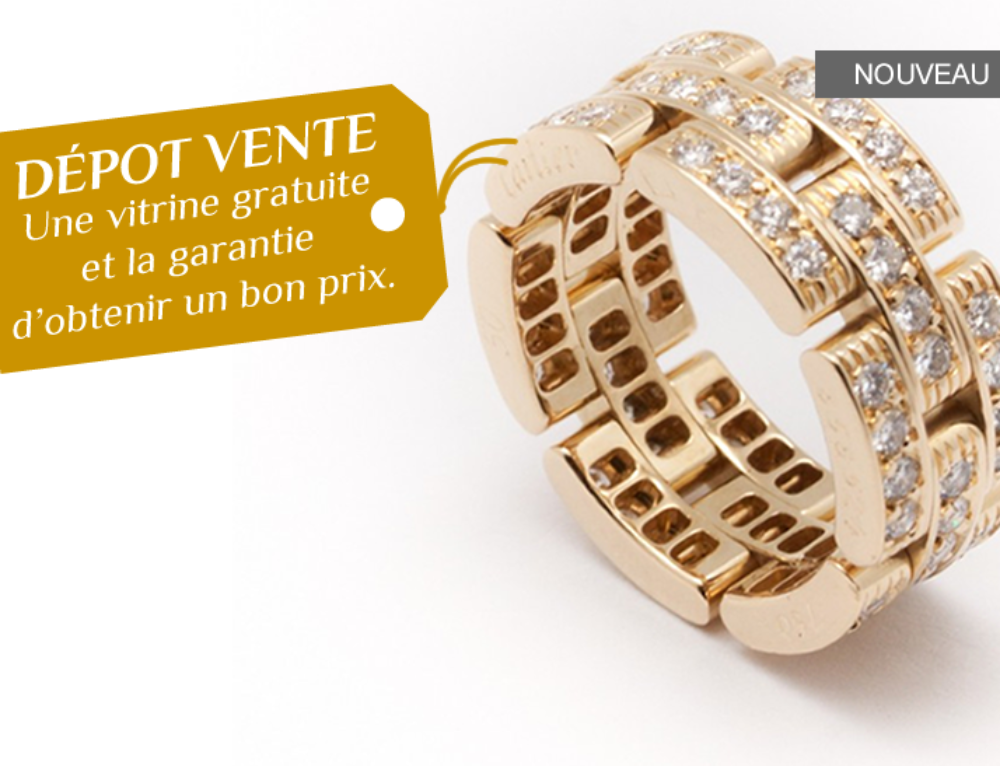 Dépôt-vente : obtenez le meilleur prix de vos bijoux