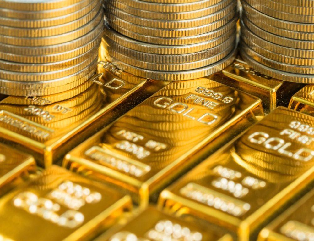L'or au plus bas depuis 2017