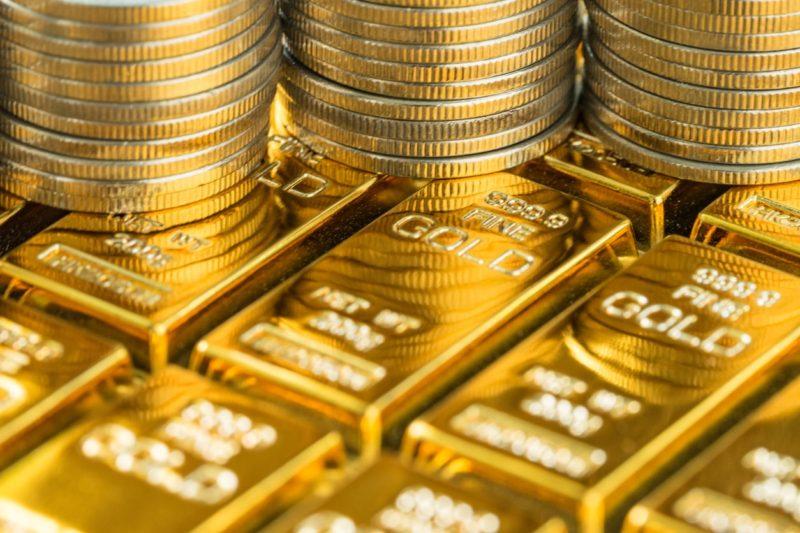 Cours de l'or en début d'année 2019