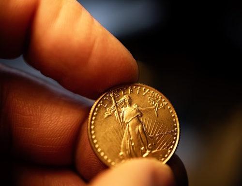 Léger repli du cours de l'or